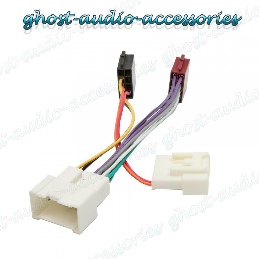 Dacia Duster Car Stereo Radio ISO Wiring Harness Adaptor Loom DC-100 ...