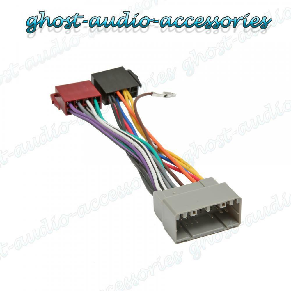 Chrysler PT Cruiser Car Stereo Radio ISO Wiring Harness Adaptor Loom ...