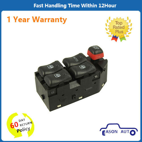 New power window master switch for 1997 2003 pontiac grand for 1997 honda crv power window switch
