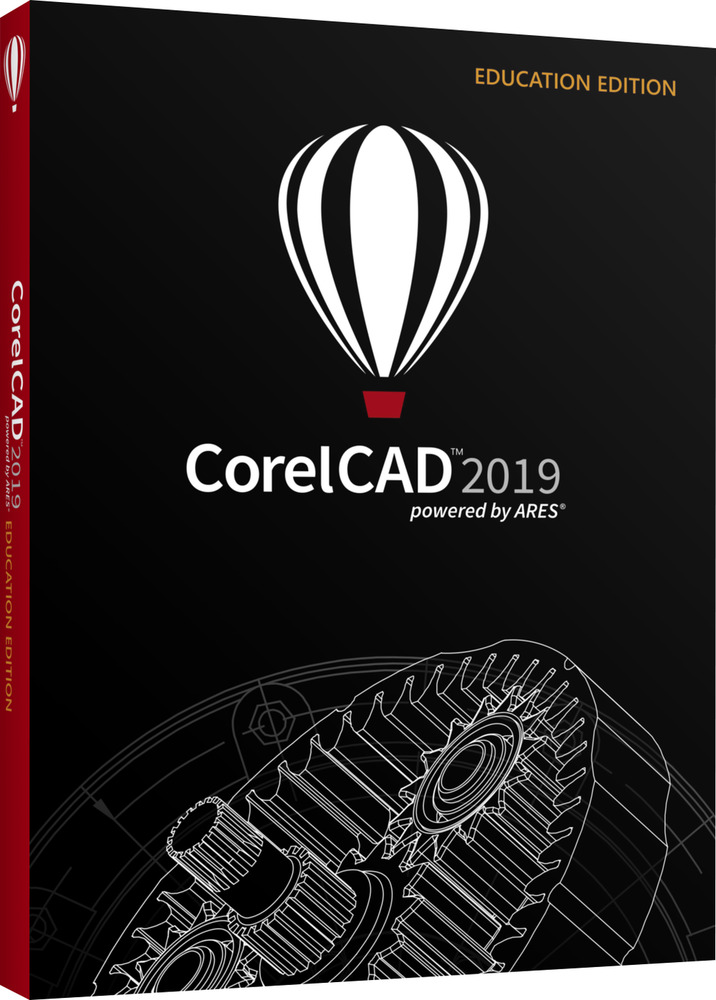 new corel cad 2017 2d 3d modelling drafting design win mac
