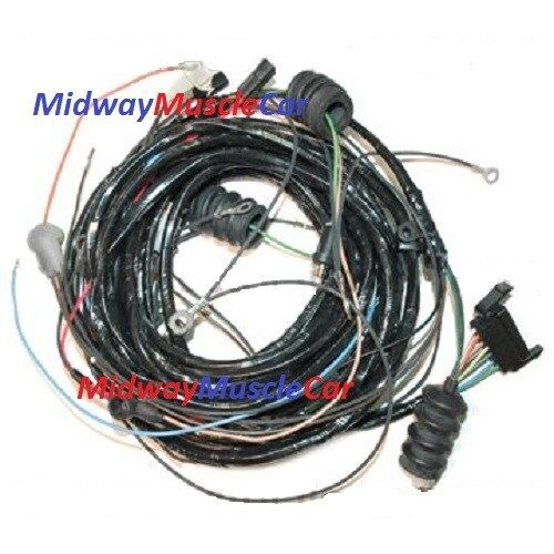 70 corvette rear body tail light wiring harness chevy vet ... painless gm tail light wiring 2003 ford f350 tail light wiring diagram