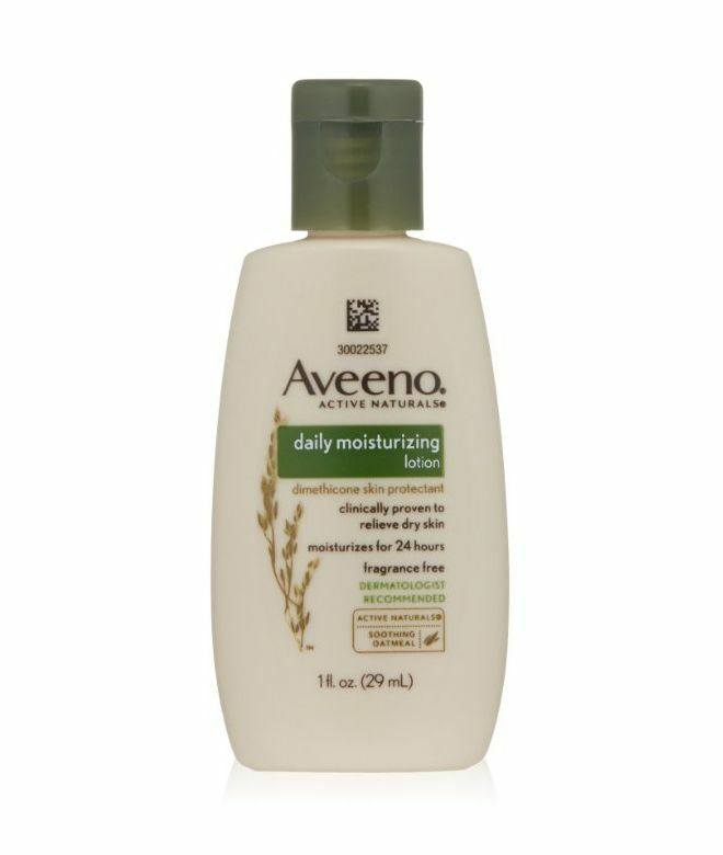 Aveeno Stress Relief Lotion Travel Size
