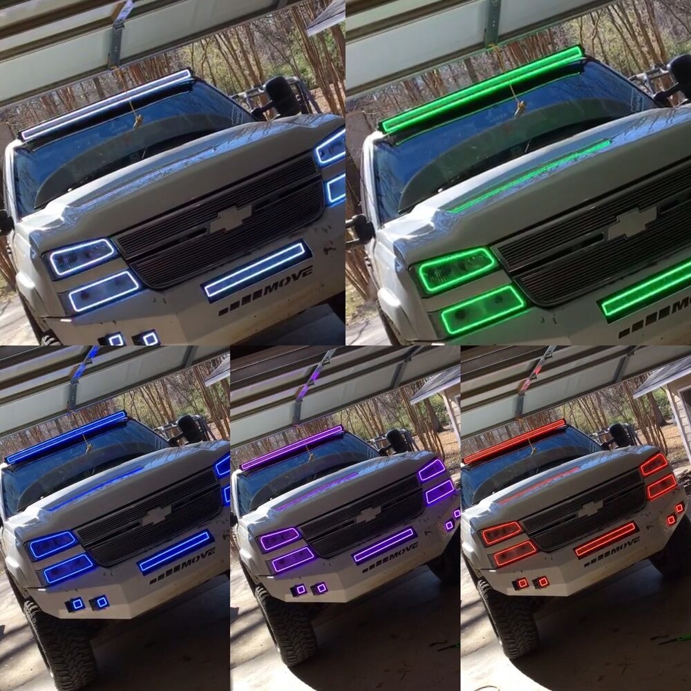 Permalink to Multi Color Led Light Bar