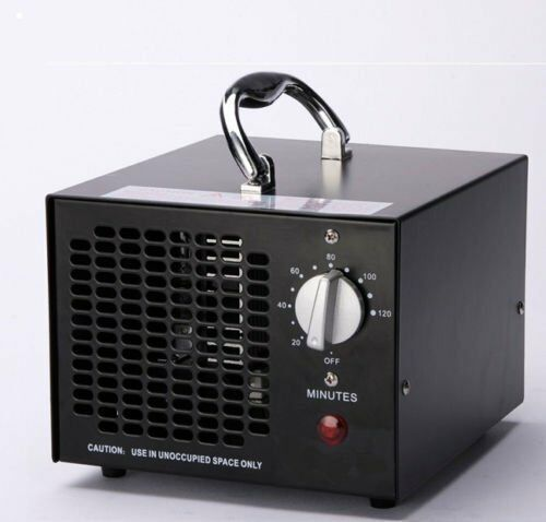air purifier ionizer ozone generator deodorizer sterilizer black commercial new ebay. Black Bedroom Furniture Sets. Home Design Ideas