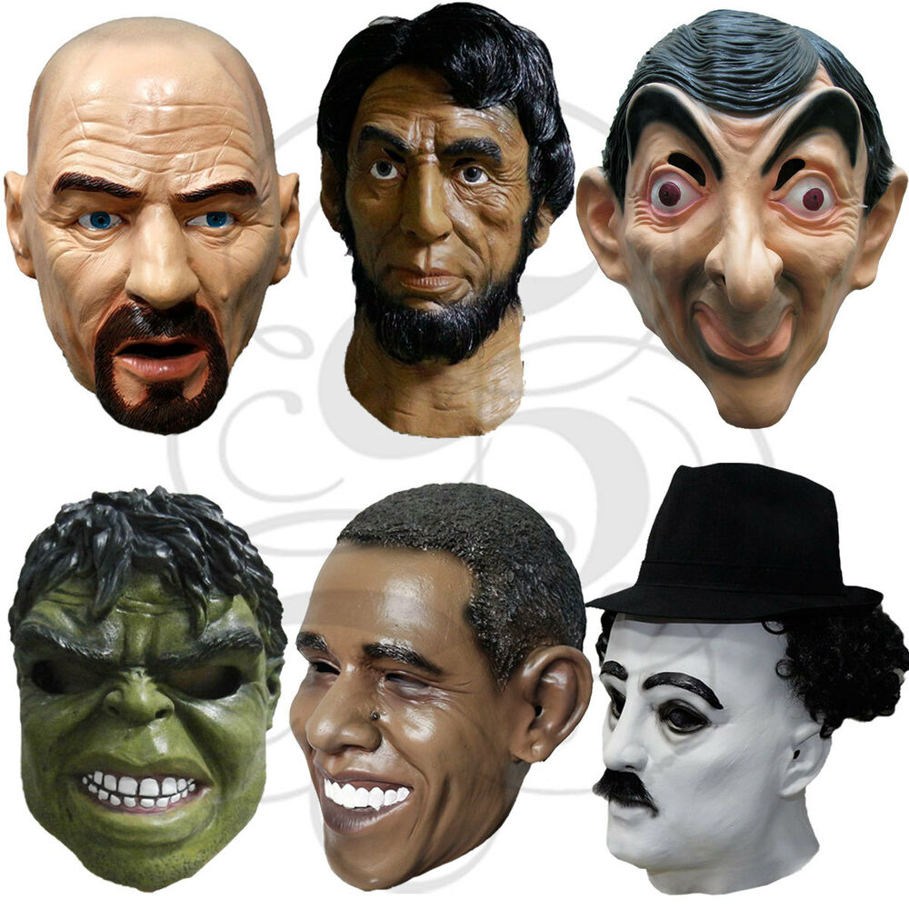 Celebrity Masks | eBay