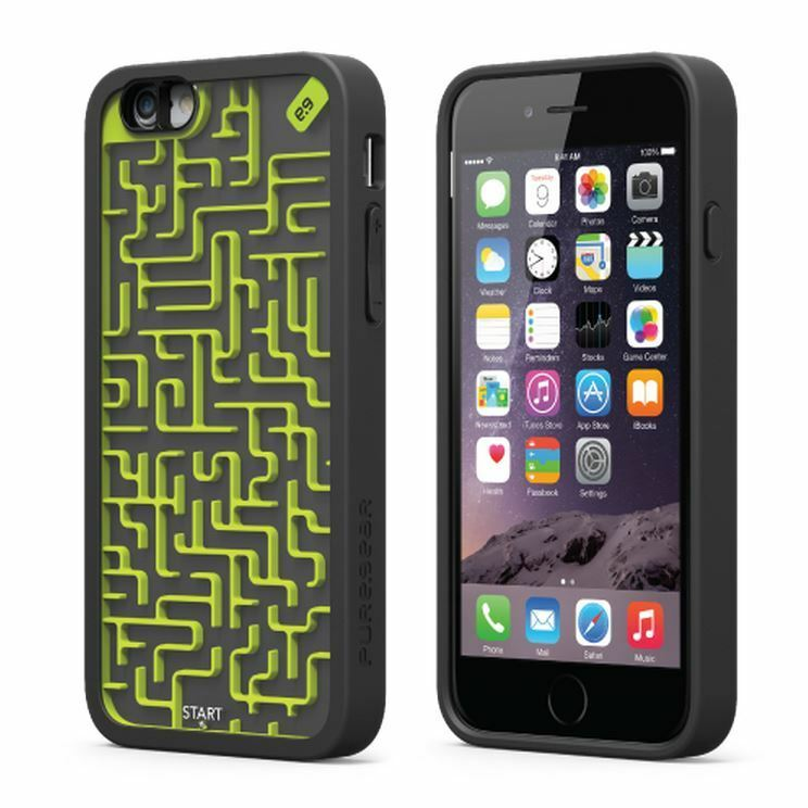 Puregear amazing gamer case for iphone 6s 6 4 7 ebay for Grove iphone 4 case