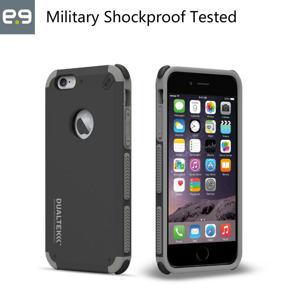 PureGear Dualtek Extreme Impact Protector Case for iPhone 6s plus/6 ...