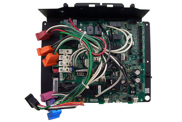 Gecko - Circuit Board With Cable Kit  Mspa-mp-bf4