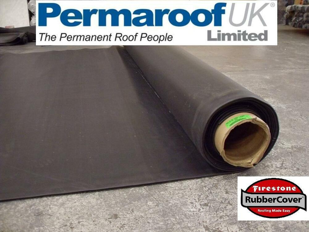 FIRESTONE Standard 1.14mm RUBBERCOVER   EPDM   RUBBER ROOFING   VARIOUS  SIZES | EBay
