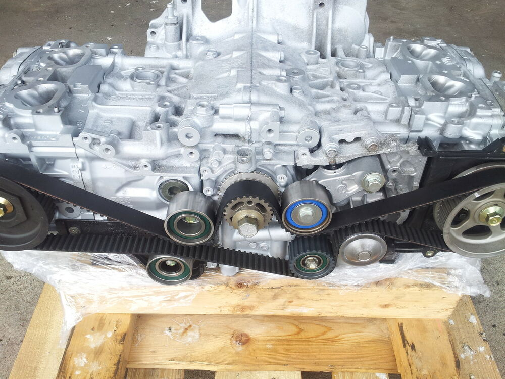 03 Forester  Impreza 2 5  Ej25 Egr Engine