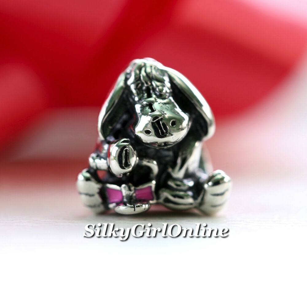 new authentic pandora charm disney eeyore 791567en80 ebay