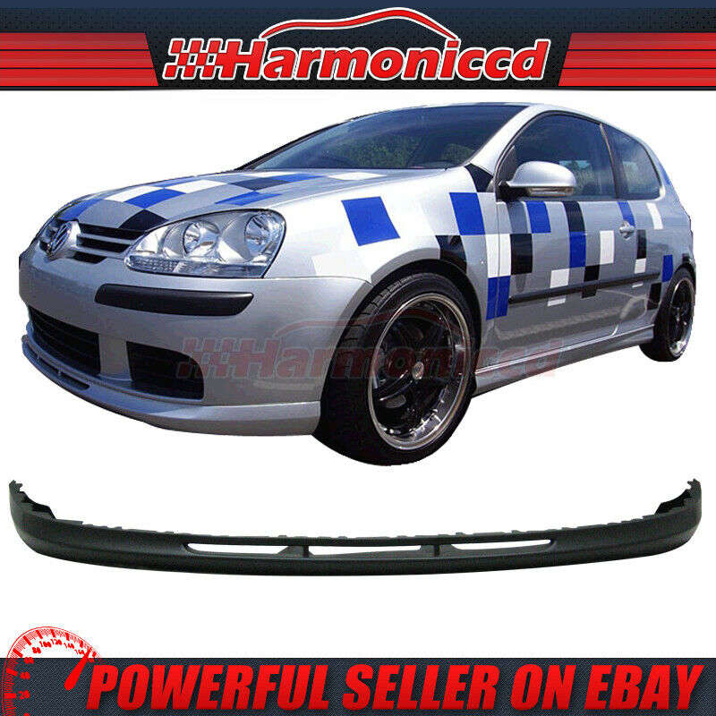 FIT FOR 06-09 VW GOLF 5/RABBIT VOTEX STYLE FRONT BUMPER
