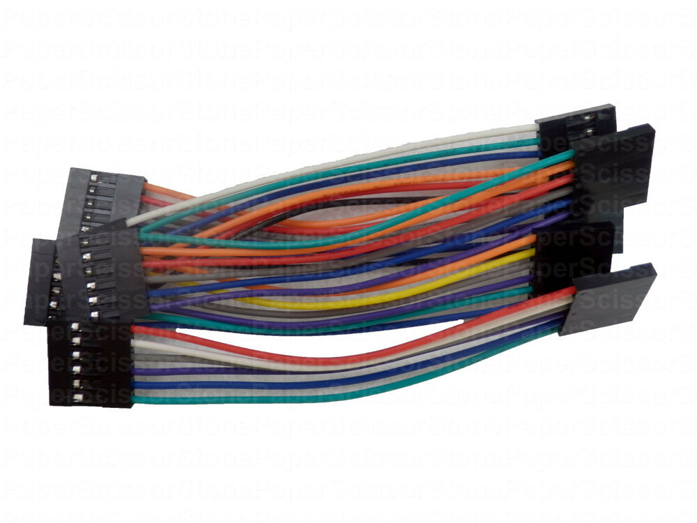 Arduino Jumper Cables : Cm pin arduino female to jumper cables