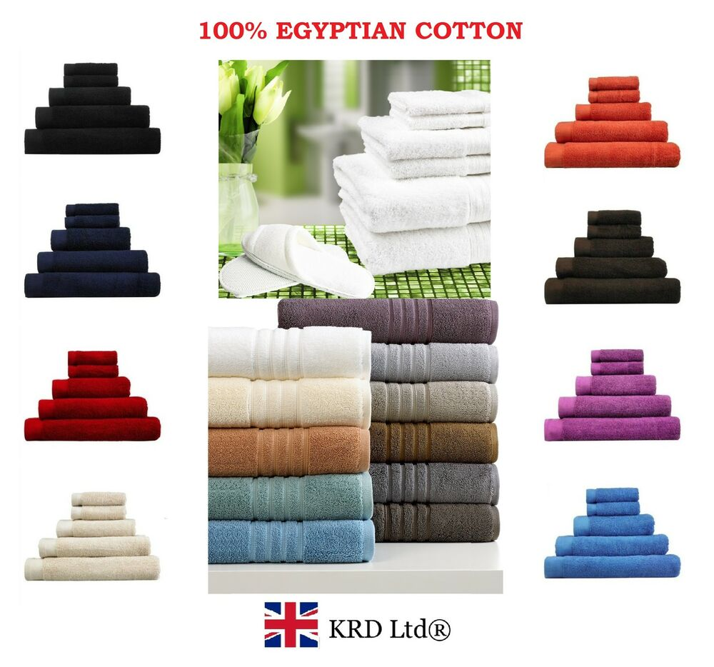 Guest Towels Ebay: Genuine 100% Egyptian Cotton Face Cloth Guest Hand Towel