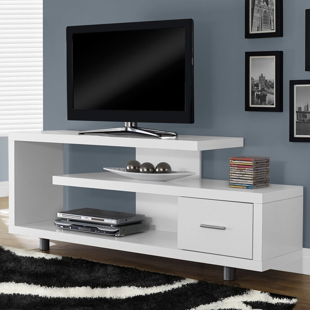 tv entertainment center modern stand contemporary cabinet. Black Bedroom Furniture Sets. Home Design Ideas