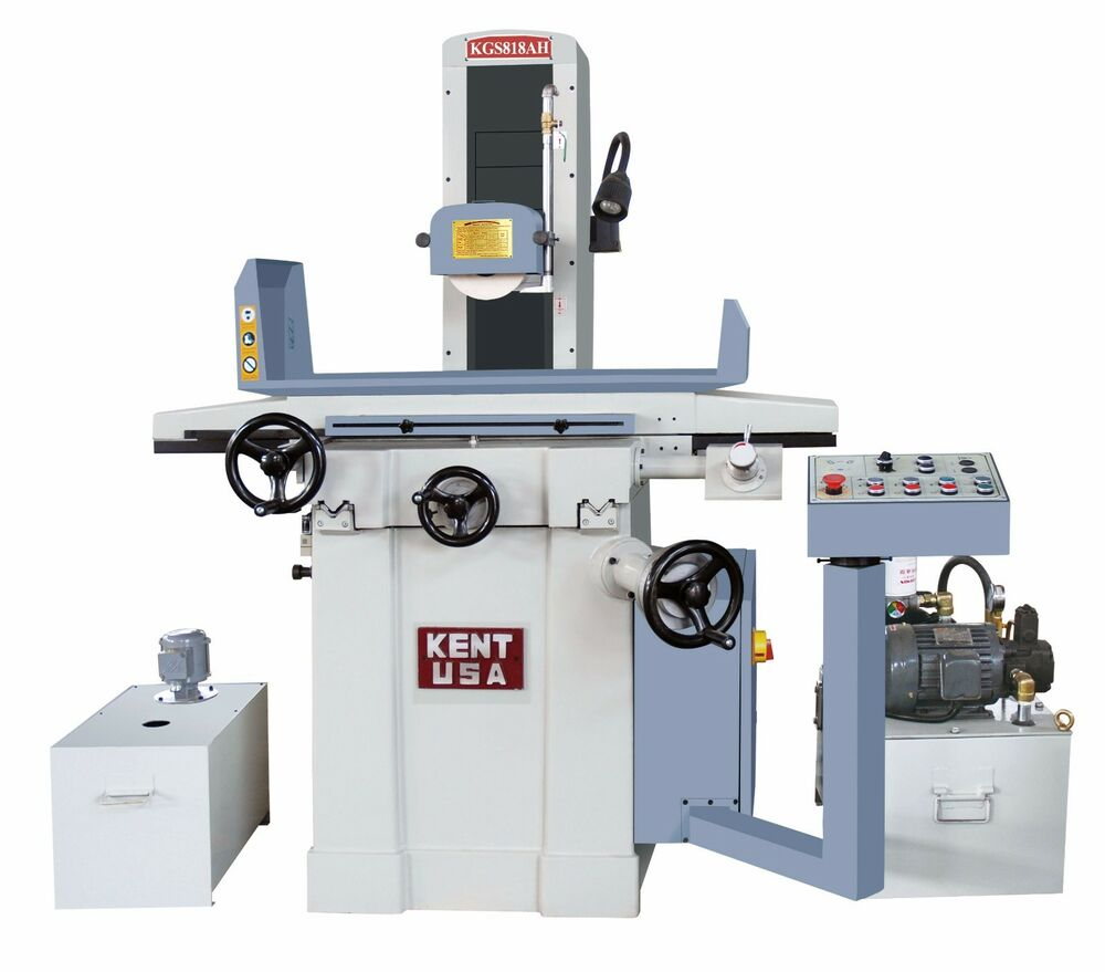 Kent Kgs 818ah 2 Axis Automatic Surface Grinder Ebay