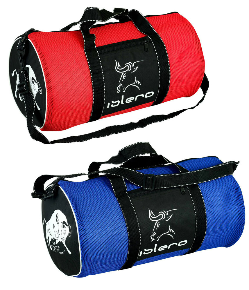 GYM Sports kit bag Holdall Duffle hand carry Training MMA ...
