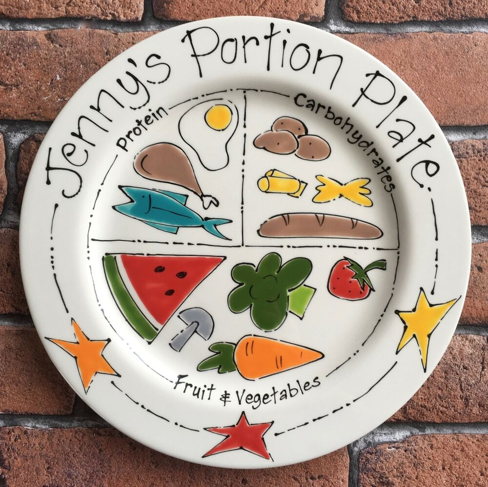 portion control plates healthy slimming diet world portion plate 13085