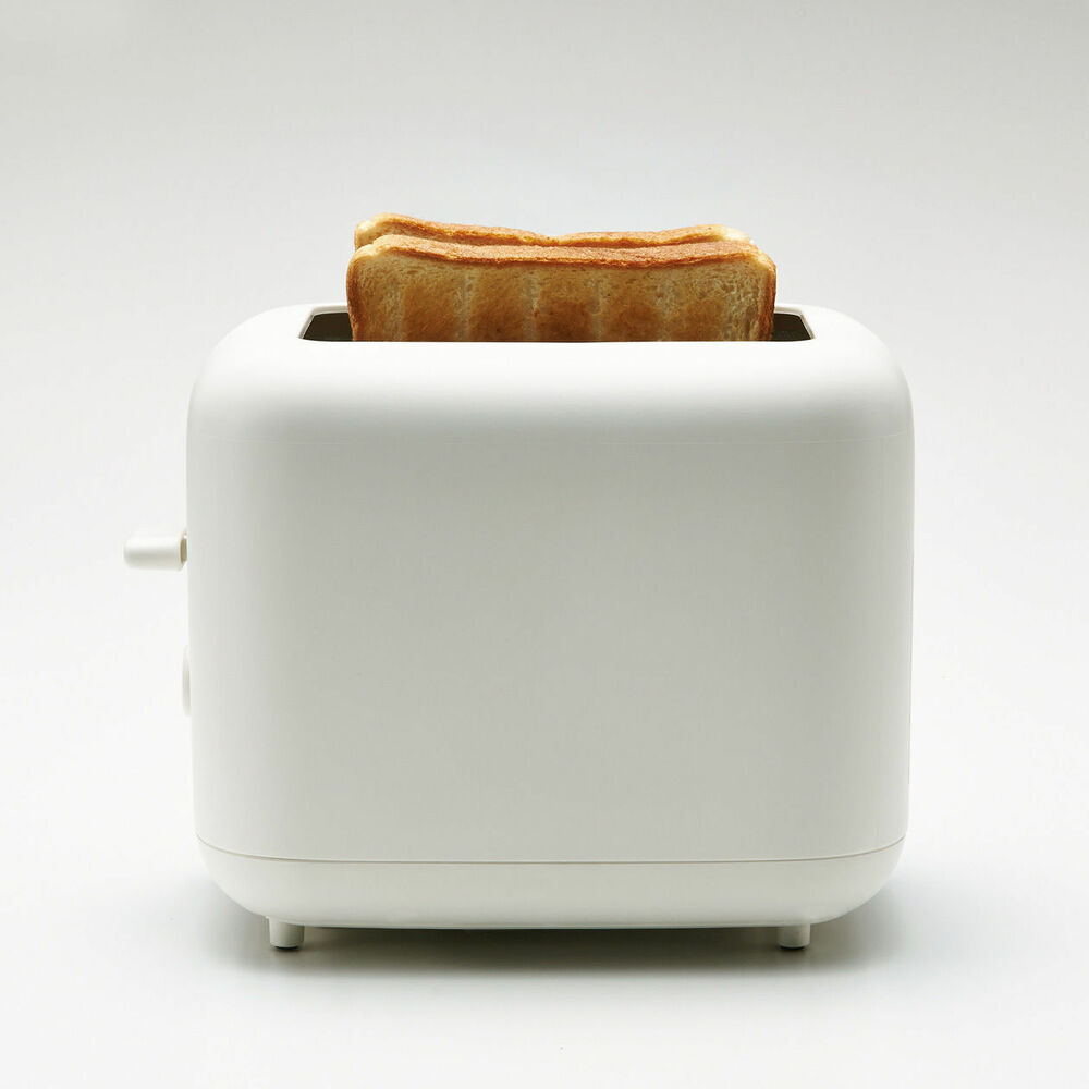 Pop Up Toaster With Oven ~ Muji pop up toaster oven mj pt a from japan ebay
