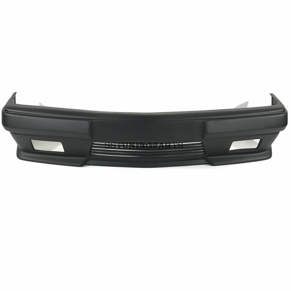 Mercedes benz w201 190 front amg style bumper spoiler for Mercedes benz 190e front bumper