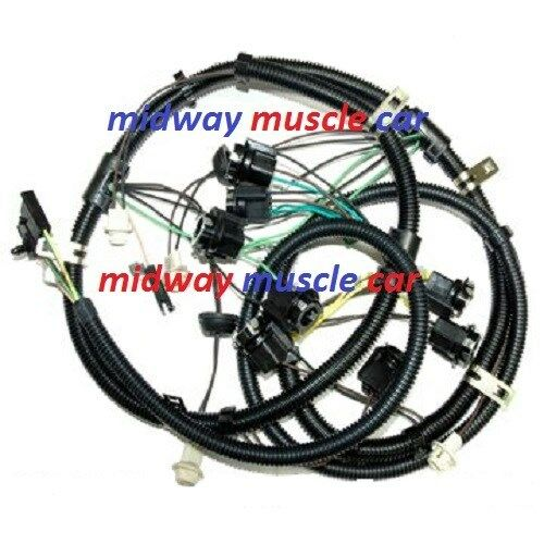 rear body panel tail light wiring harness 79 80 81 pontiac ... wiring harness for radio band wiring harness for 79