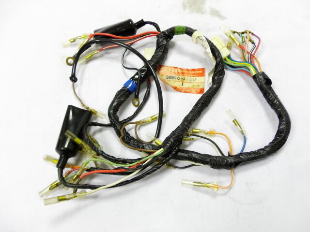 Suzuki Gs550 Wireharness Nos Gs500 Wire Harness 36610