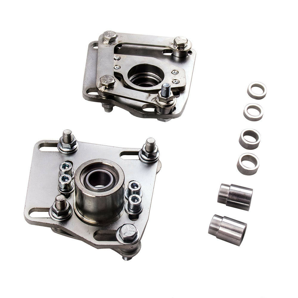 """+/-2.5"""" Adjustable Camber Caster Plates Coilover Alignment ..."""
