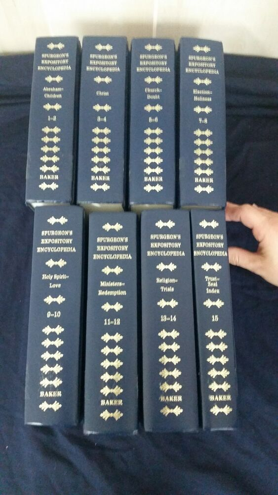 SPURGEON SERMONS Baker Book Hardbound VOLUME 5