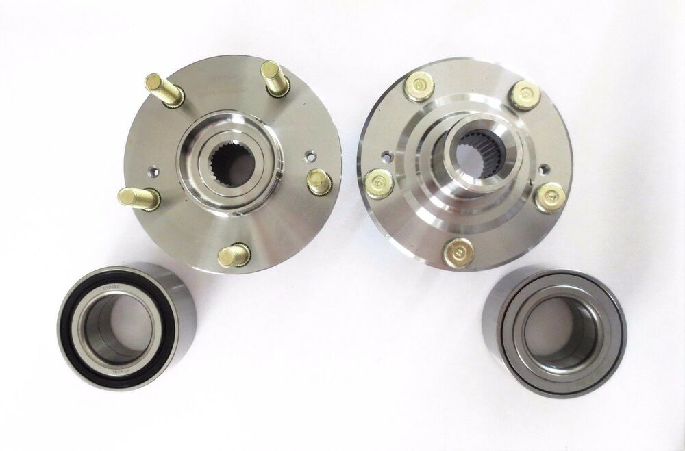 Acura Tl Wheels >> Front Wheel Hub & Bearing Set Honda Accord 03-07 / Civic ...