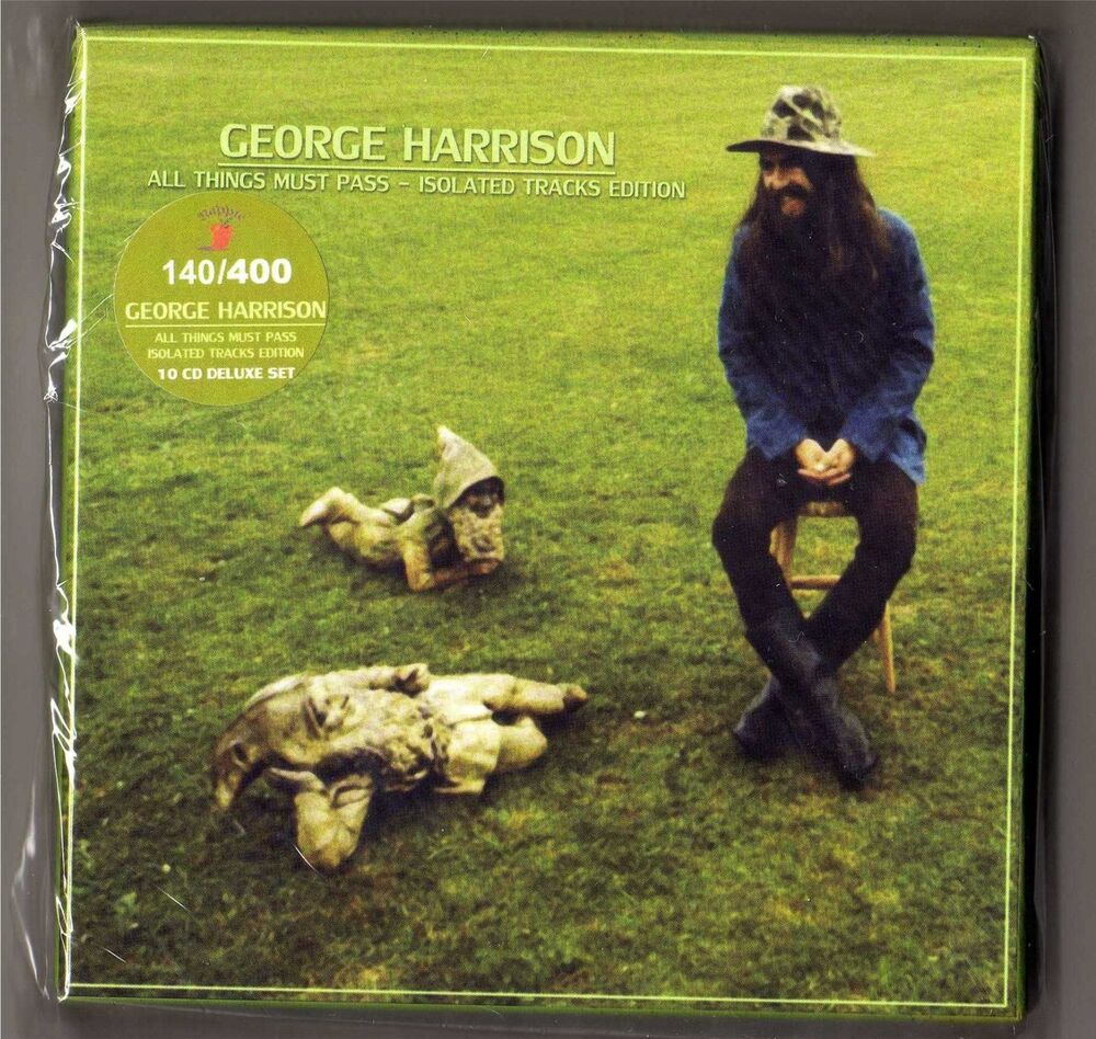 George Harrison All Things Must Pass Album