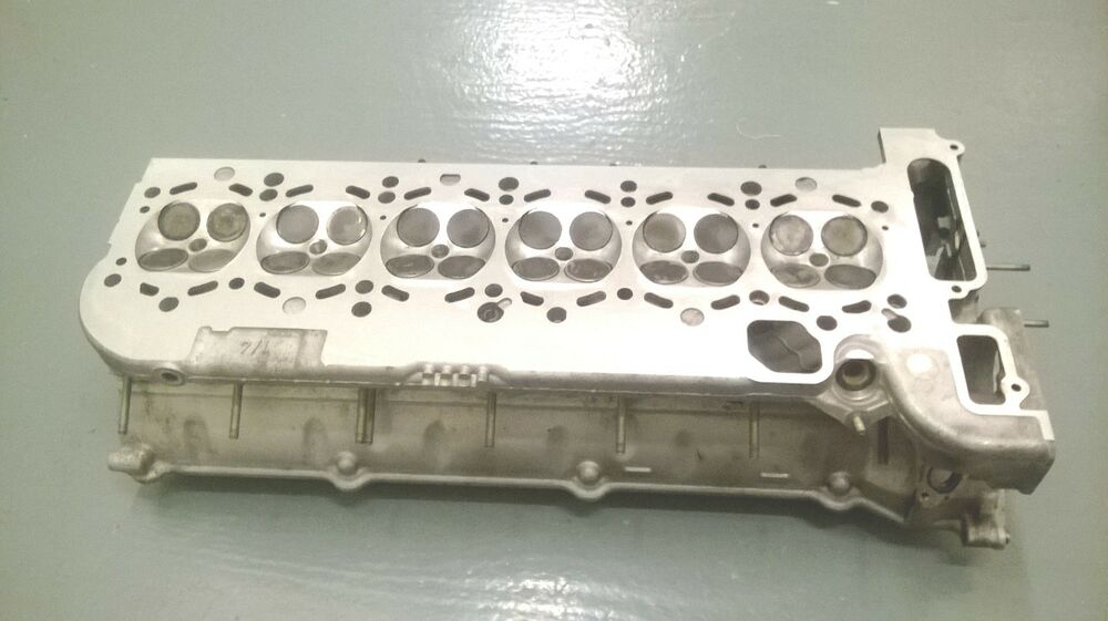 Bmw Cylinder Head Surfaced Tested M52 Tu M54 E46 E39 E60