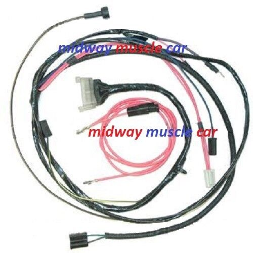 2008 chevy impala wiring harness 62 chevy impala wiring harness engine wiring harness 62 chevy impala bel air biscayne ss ...