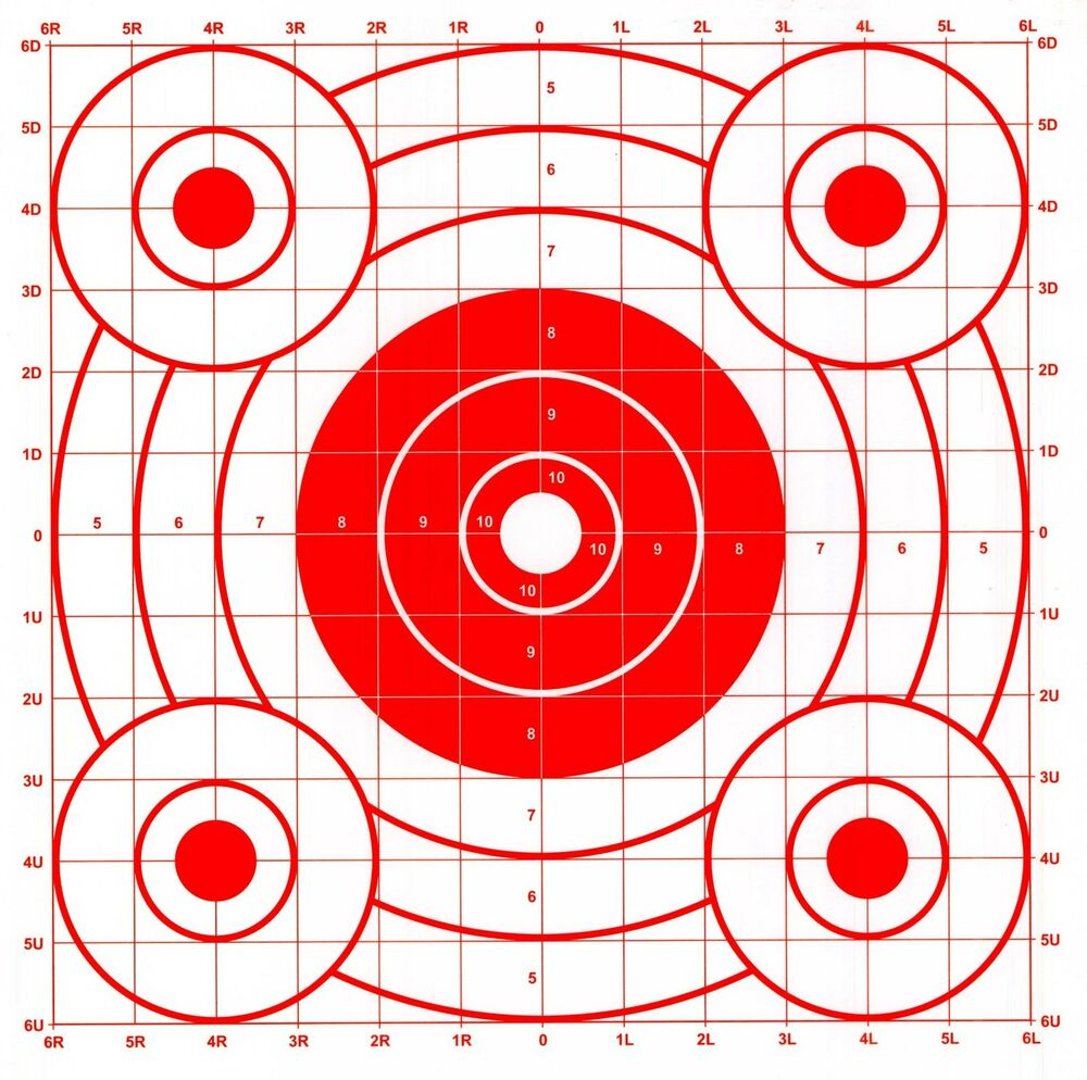 It's just a graphic of Irresistible Free Shooting Targets