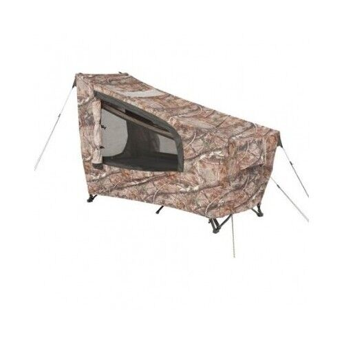 Camo Tent Instant : Instant tent cot folding camping privacy bed shelter