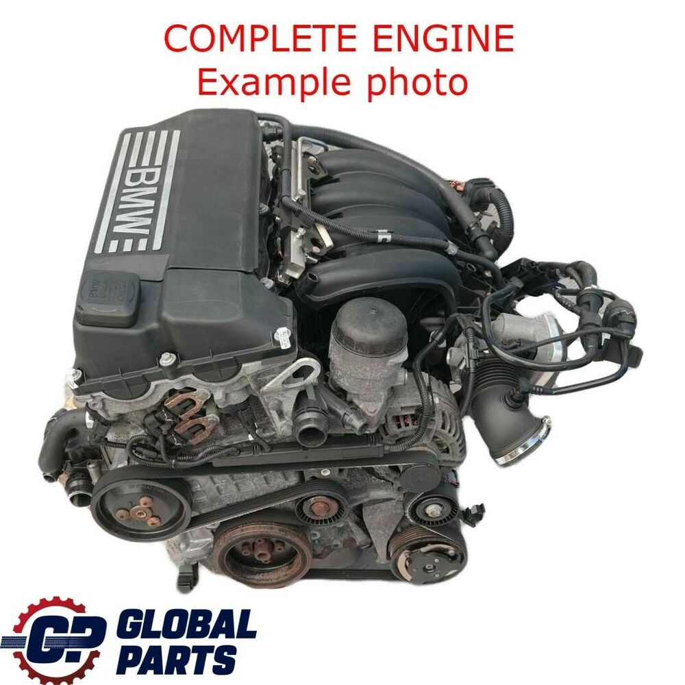 bmw 1 3 series e87 e90 116i 316i bare engine petrol n45 n45b16a with 60k miles | ebay bmw 118d wiring diagram bmw 118d engine diagram