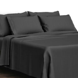 Kyпить 4 Piece Bed Sheet Set 1800 Count Egyptian Comfort Deep Pocket Hotel Bed Sheets на еВаy.соm