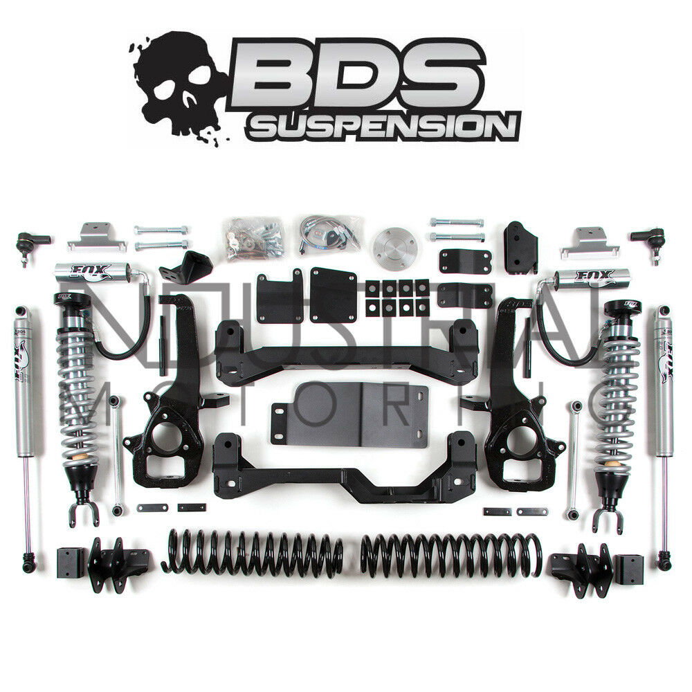 Bds Suspension 2013 2016 Dodge Ram 1500 4wd 6 Inch Coil