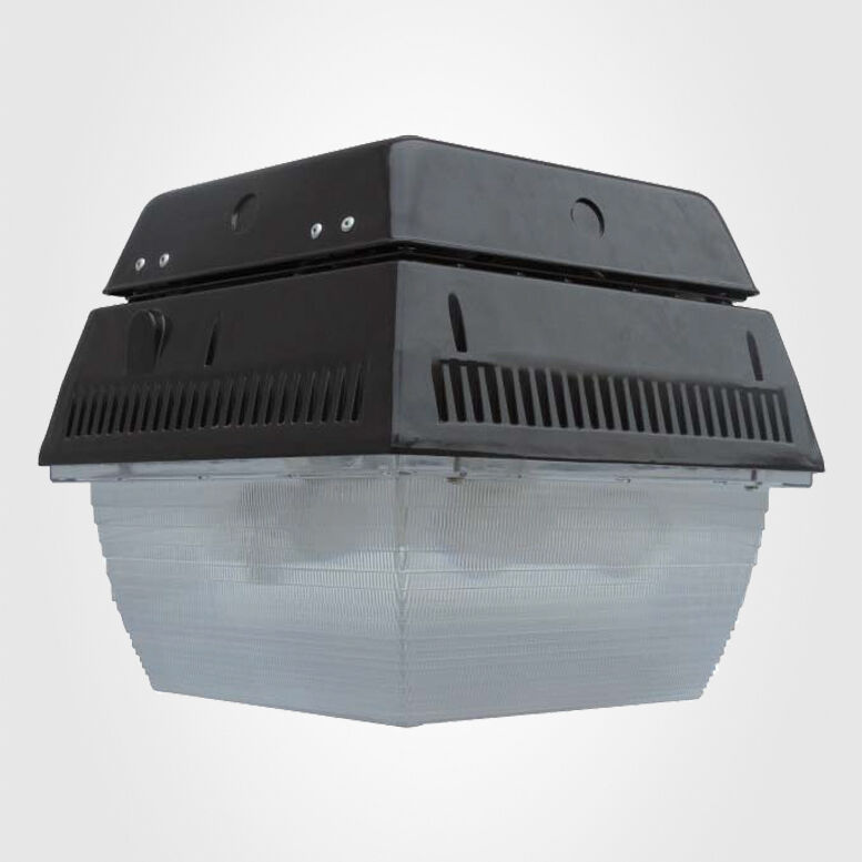 Parking Garage Lighting Controls: LED Canopy Light 40W Parking Lot Gas Station Garage