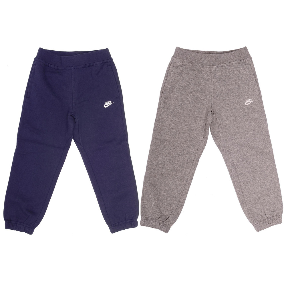 Stylish and warm fleece-lined jogger pants. - Outer fabric has 2-way stretch for ease of movement. - Waist design makes it easy for kids to dress themselves. - The .