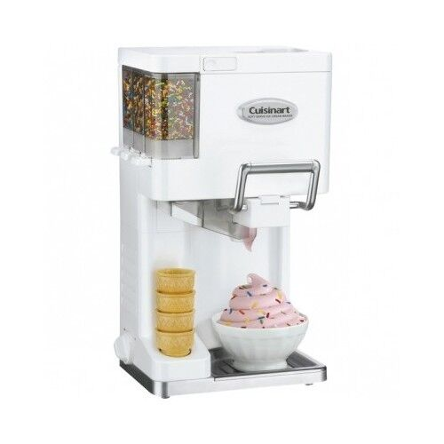 Countertop Yogurt Machine : ... Maker Countertop Machine Electric Kitchen Frozen Yogurt NEW eBay