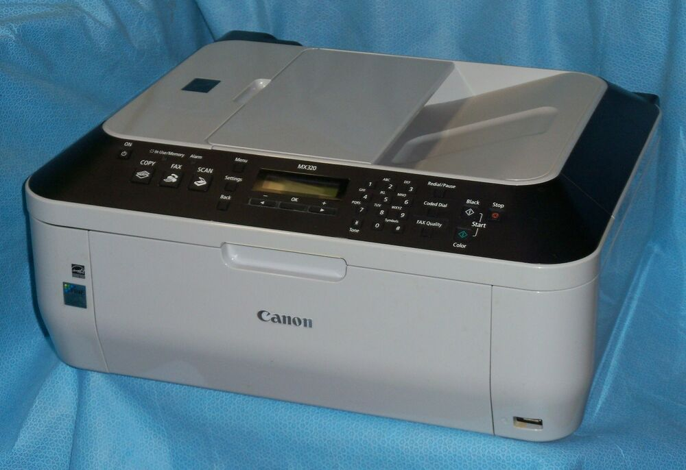 canon pixma mx320 all in one inkjet printer 13803115758 ebay. Black Bedroom Furniture Sets. Home Design Ideas