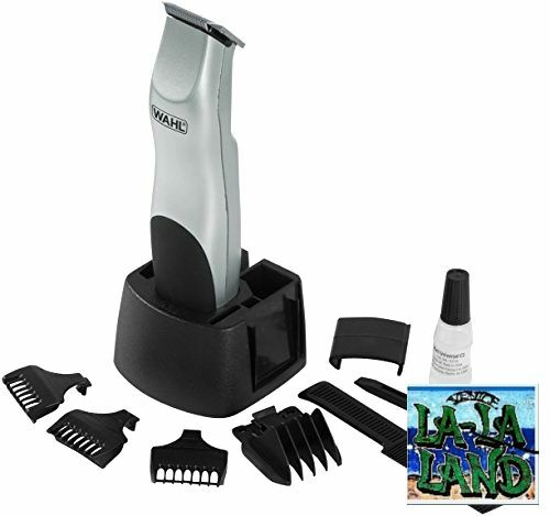 wahl beard mustache trimmer hair groomer clipper black tighten razor men shaver ebay. Black Bedroom Furniture Sets. Home Design Ideas
