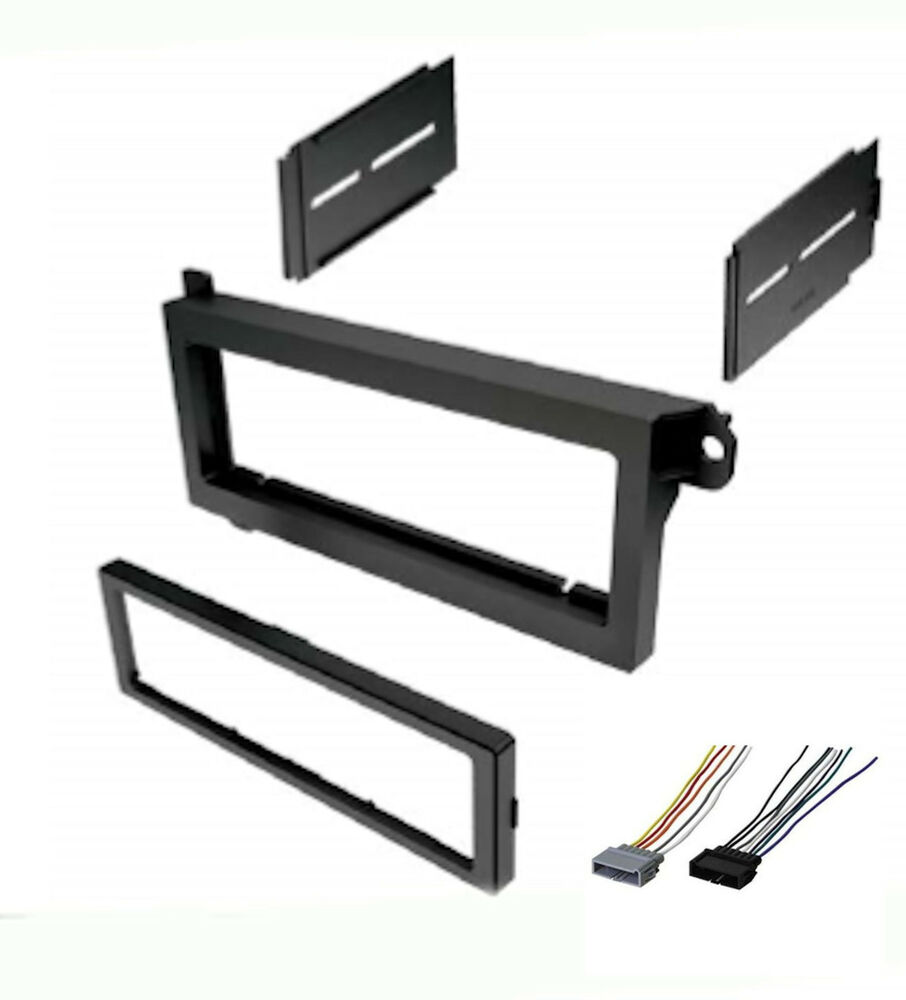 Dash Kit For Car Stereo Radio Installation With Wire