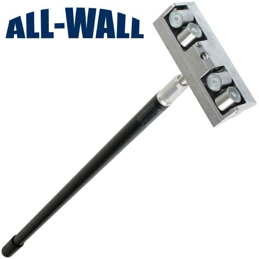 Drywall Mud Roller : Tapetech drywall corner roller taping tool with handle