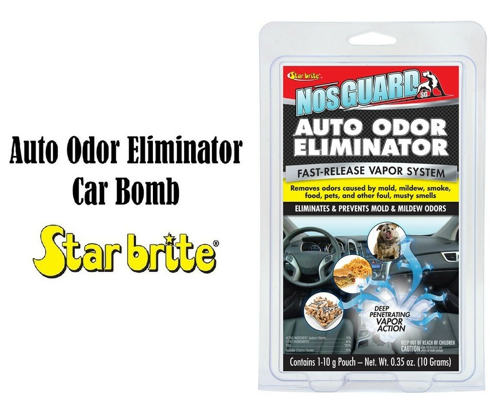car odor eliminator bomb. Black Bedroom Furniture Sets. Home Design Ideas