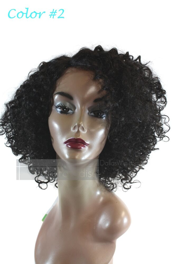 Femi Collection Full Curly Heat Resistant Deep Part Tina