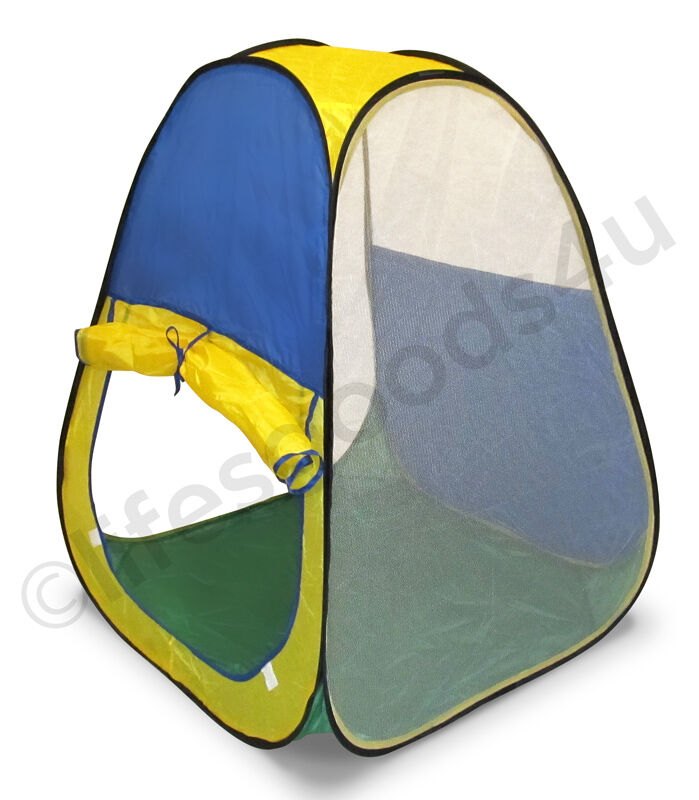 New Portable Folding Pop Up Play Tent Childrens Kids