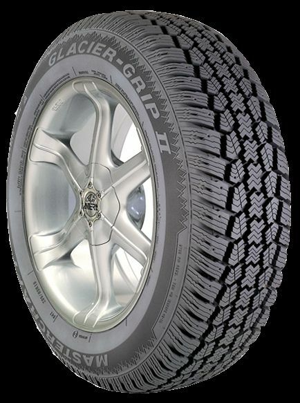 1 new 185 65 14 mastercraft glacier grip ii snow tire 90000005784 ebay. Black Bedroom Furniture Sets. Home Design Ideas