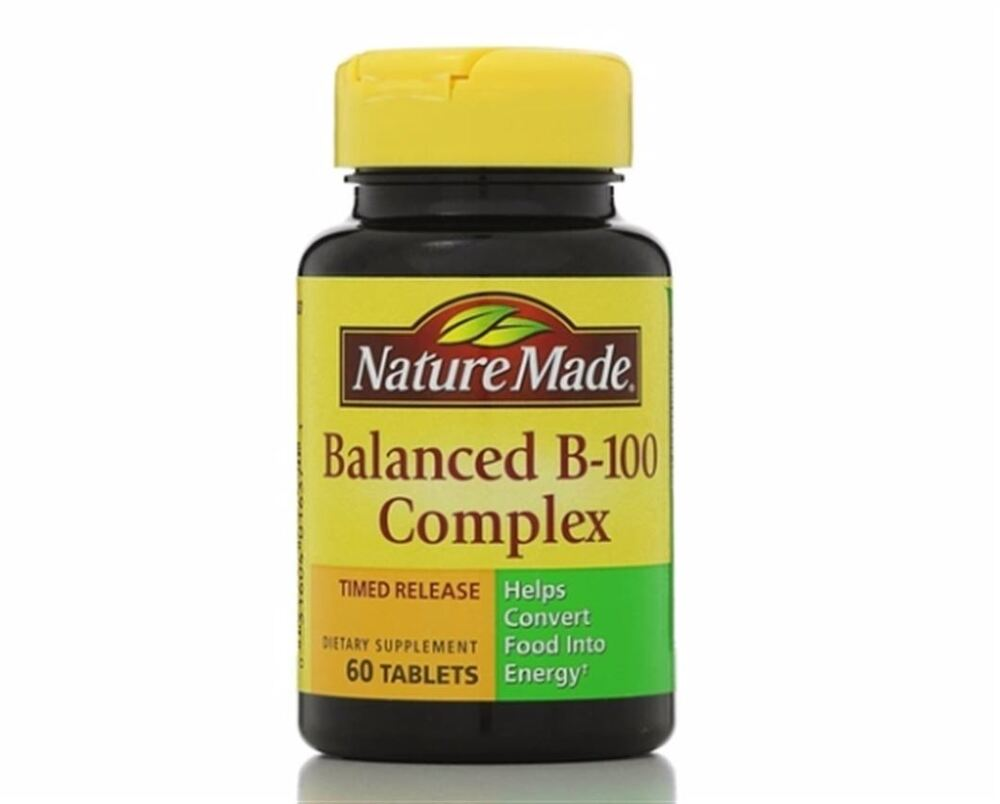 Nature S Way Vitamins Made In