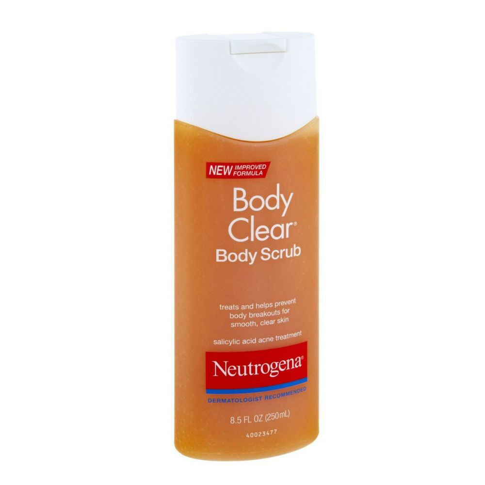 how to have clear body skin